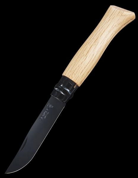 Opinel No.8 Black Oak