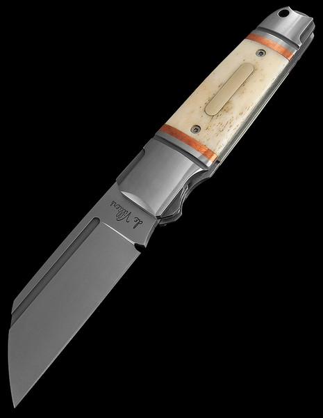 Andre de Villiers Pocket Butcher Bone Copper