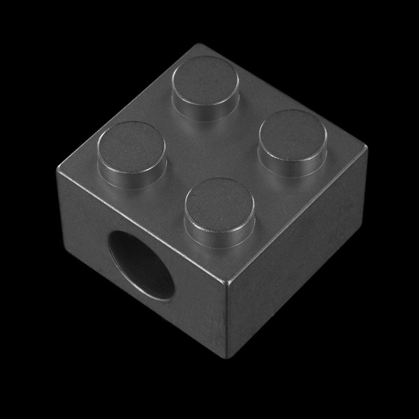 Tec Accessories Brick Lanyard Bead
