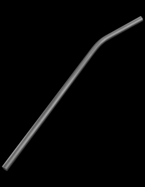 TiTech Titanium Straw Bent