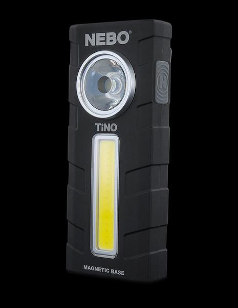 Nebo Tino Pocket Light Black