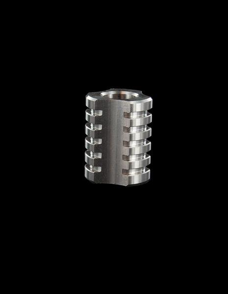 Titaner Titanium Arc Ring Bead