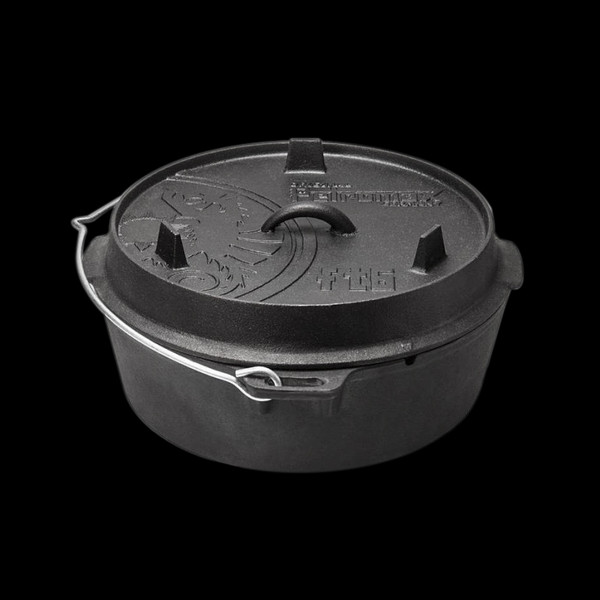 Petromax Dutch Oven with Flat Base