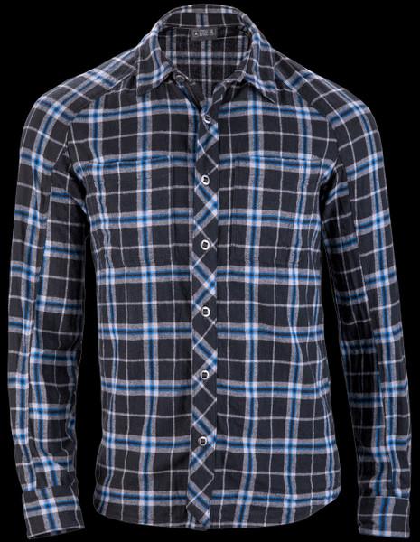 TAD Sanction FX Shirt Honor Plaid
