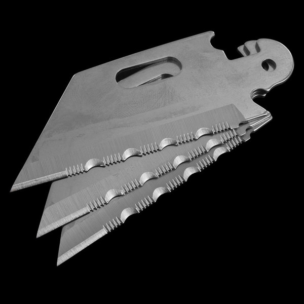 Cold Steel Click-N-Cut Replacement Blades Serrated