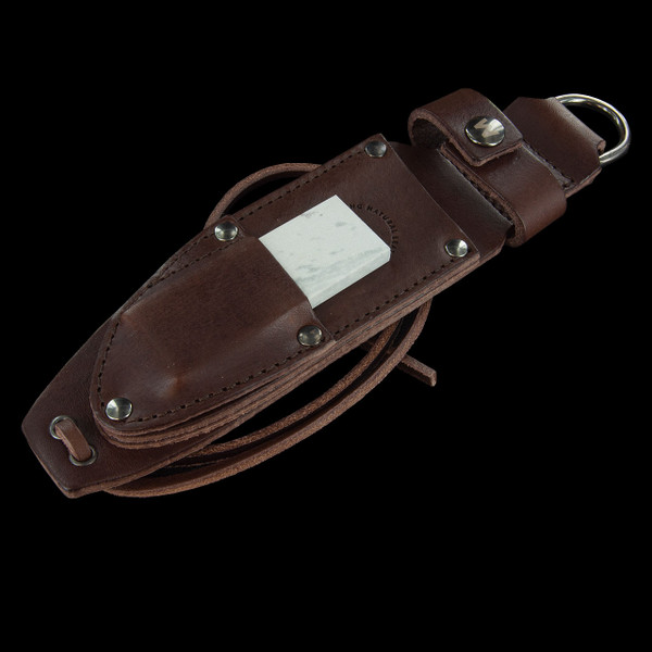 Woox Rock 62 Leather Sheath