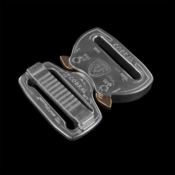 AustriAlpin COBRA FM 25mm Chrome