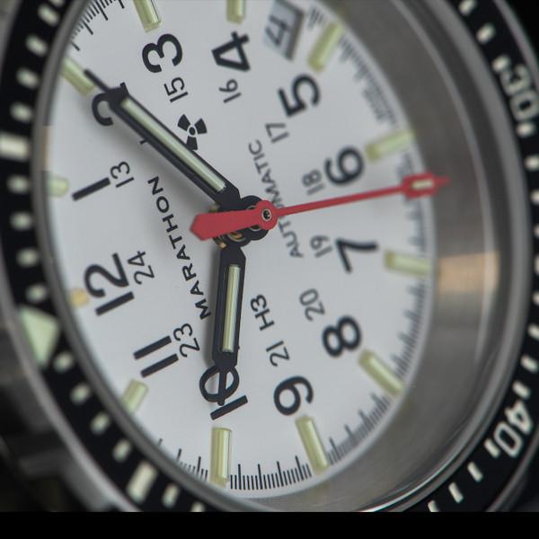 Marathon Diver's Arctic Edition Automatic Medium
