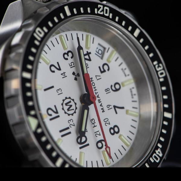 Marathon Diver's Arctic Edition Quartz Medium