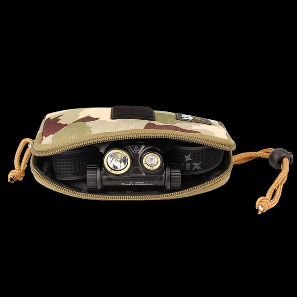 Fenix APB-30 Camouflage Headlamp Carry Bag