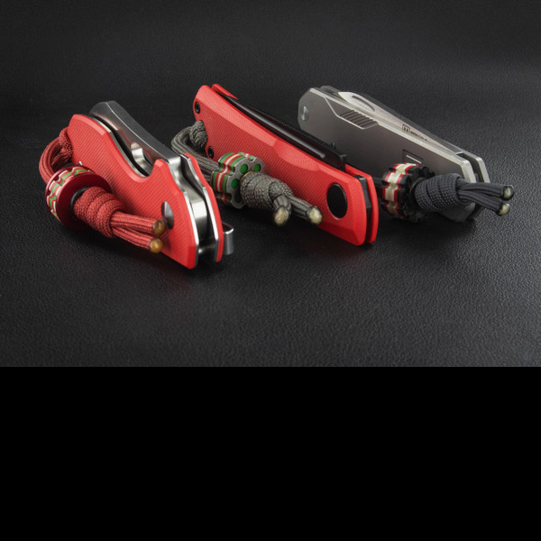 Ru Titley Heinnie® MK6 Red Ally Bead