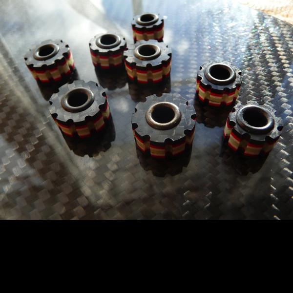 Ru Titley Heinnie® MK7 Carbon Fibre Bead