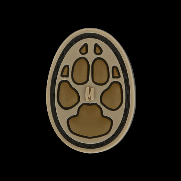 "Maxpedition Dog Track 1"" Morale Patch"