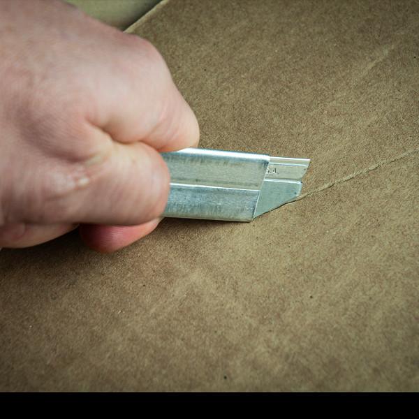 Excel Blades K12 Flat Metal Knife 12pack