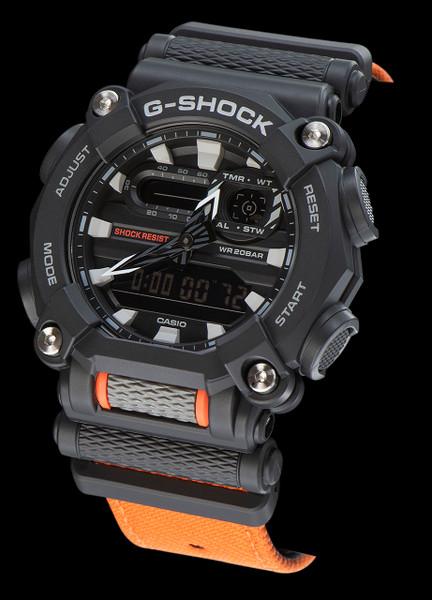 Casio G-Shock Heavy Duty GA-900C-1A4ER