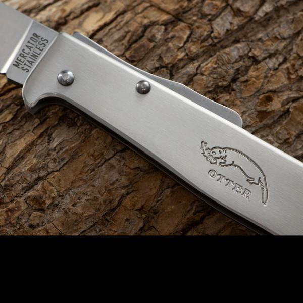 Otter Mercator Stainless Steel Clip