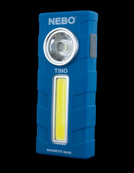 Nebo Tino Pocket Light Blue