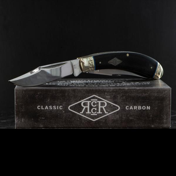 Rough Rider Classic Carbon II Saddlehorn