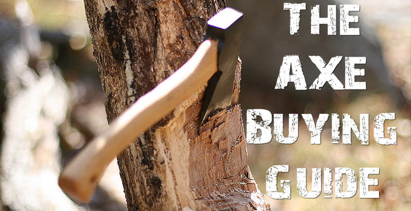  The Essential Axe Buying Guide