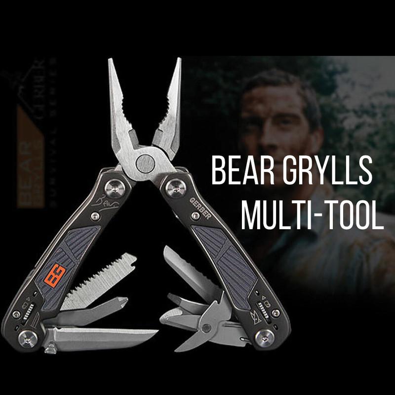 The Bear Grylls Multi-Tool