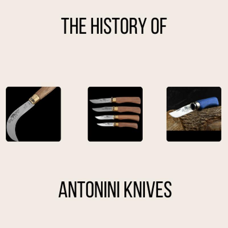 The History of Antonini Knives