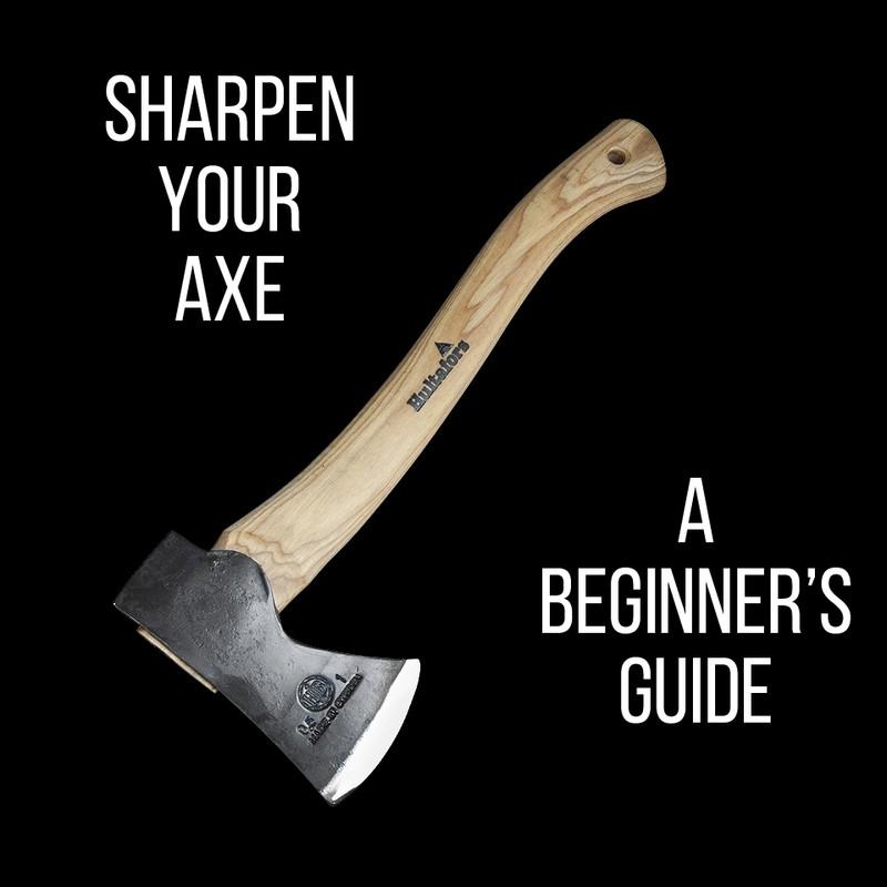 Sharpen Your Axe - A Beginners Guide