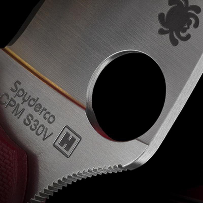 Heinnie Haynes Spyderco UK Penknife