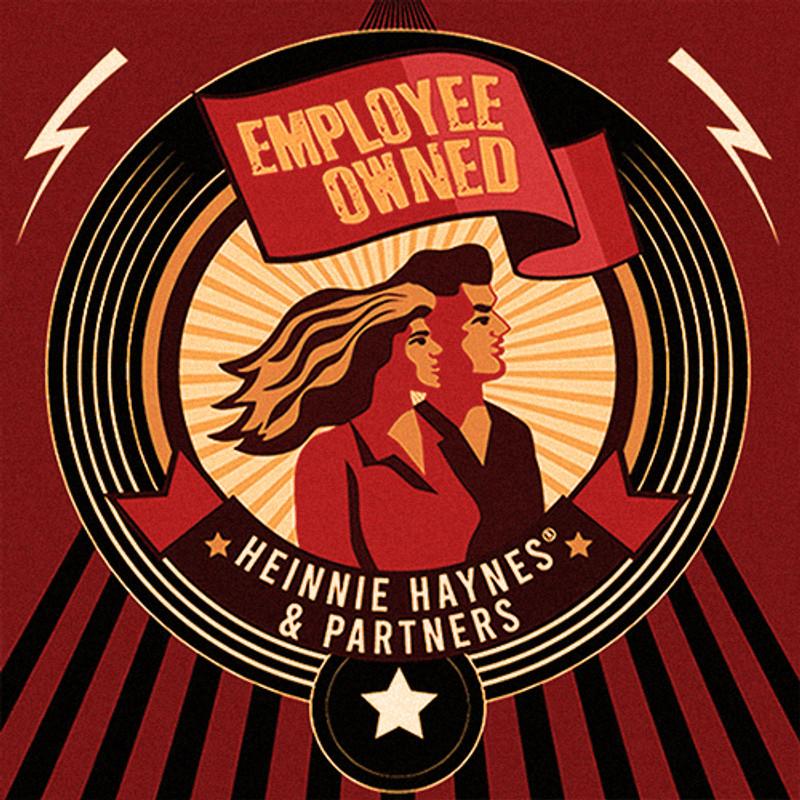 Heinnie Haynes is now employee-owned