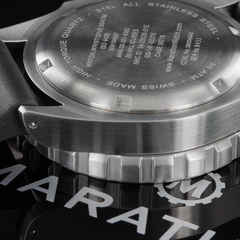 Marathon Search & Rescue Diver's Quartz (TSAR)