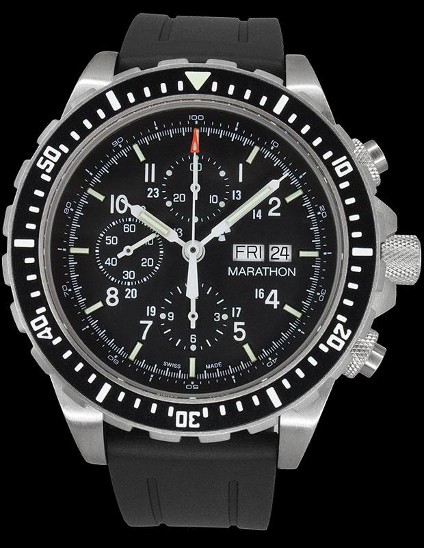 Marathon Pilot's Chronograph