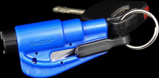 ResQMe Mini Keychain Auto Escape Tool