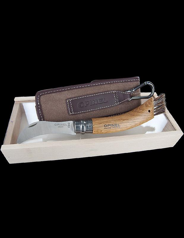 Opinel Mushroom Knife No.8 Gift Set