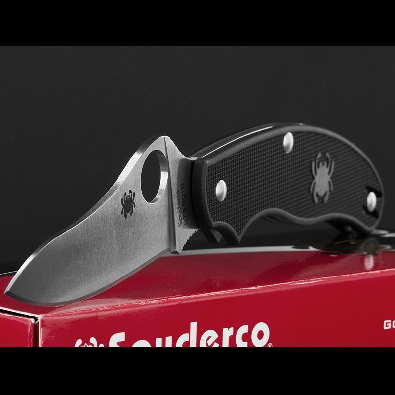 Spyderco UK Penknife Drop Point
