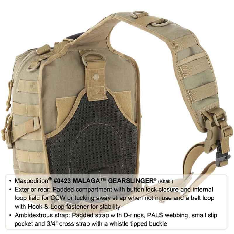 Maxpedition Malaga Gearslinger