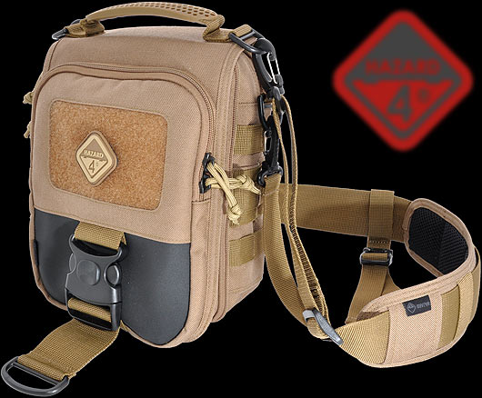 Hazard 4 Tonto Mini Messenger