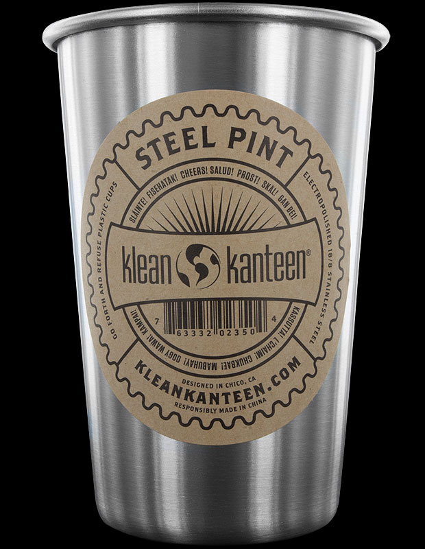 Klean Kanteen Pint Cup (473ml)