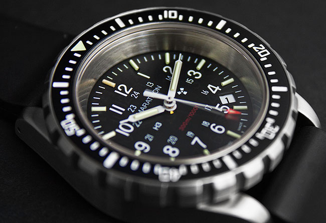 Marathon Search & Rescue Diver's Quartz (TSAR) - NGM