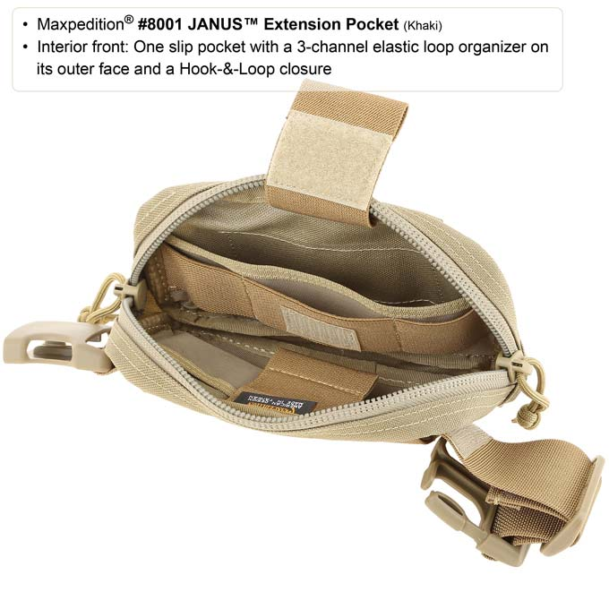Maxpedition Janus Pouch