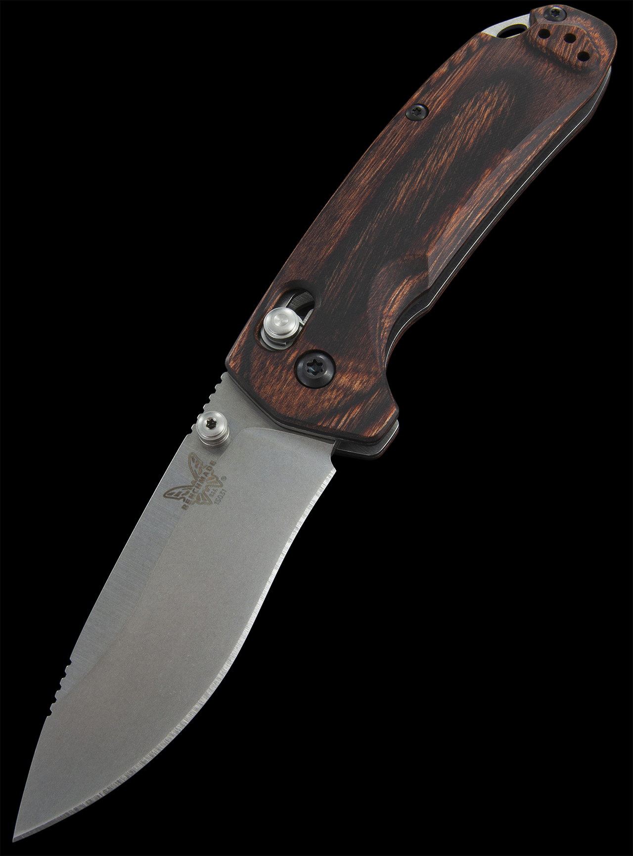 Benchmade 15031-2 North Fork Hunter