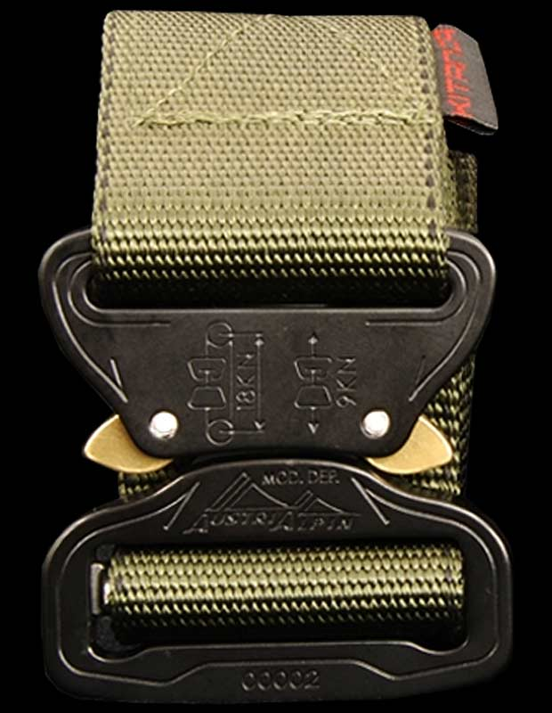 Kitanica COBRA Buckle Belt