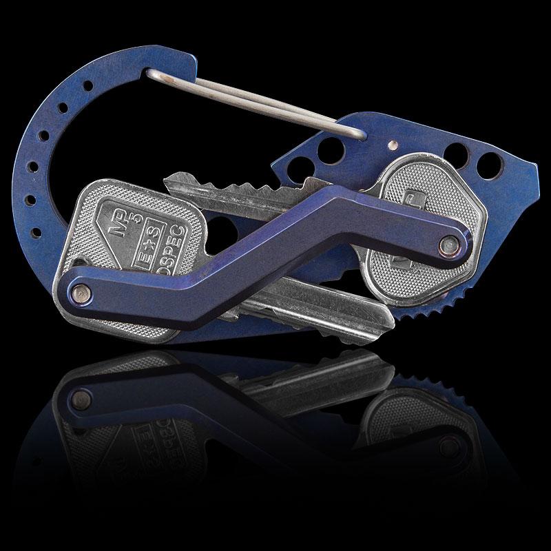 Fortius Keybiner Titanium