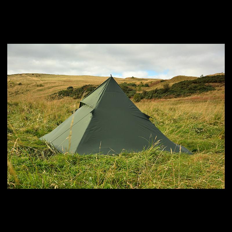 DD Hammocks Superlight Pyramid Tent