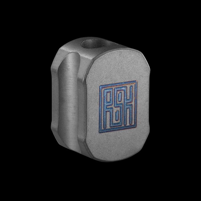 Real Steel Titanium Bead