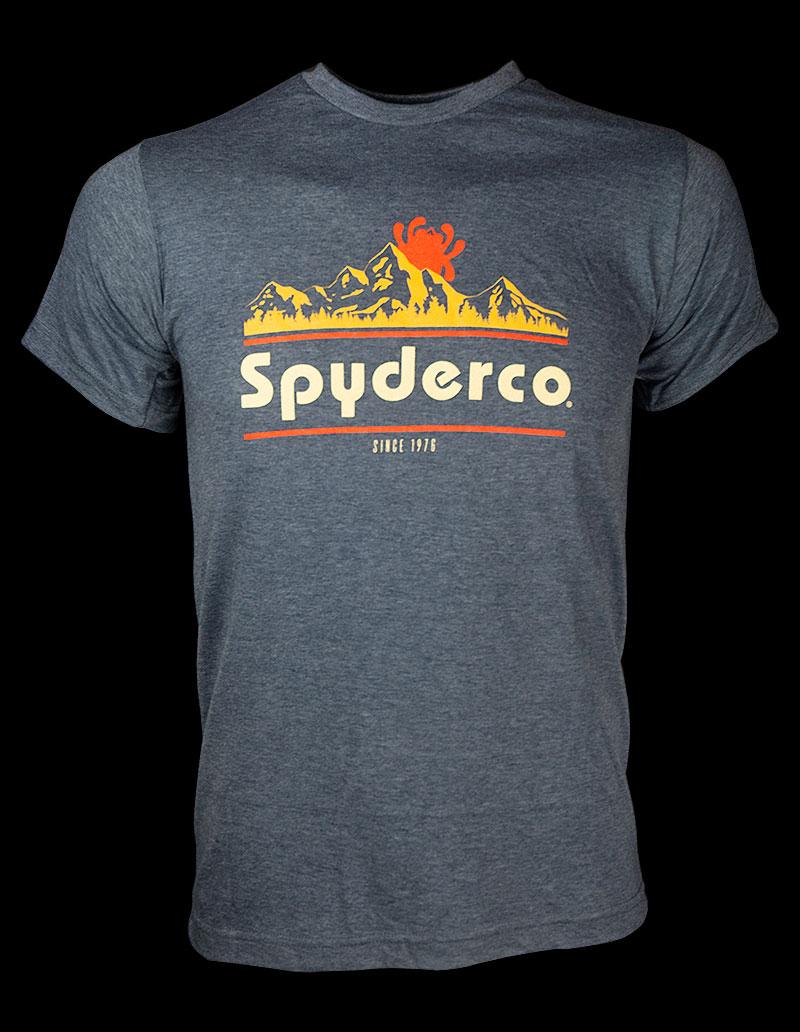 Spyderco Mountain T-Shirt