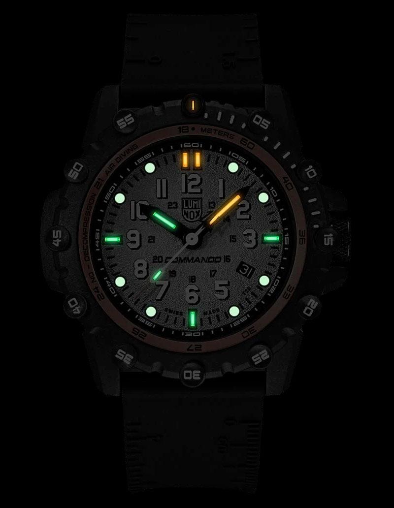 Luminox Commando Frogman 3301