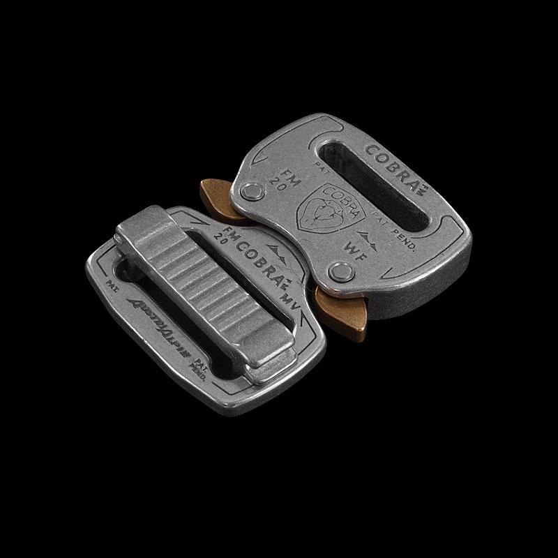 AustriAlpin COBRA 20mm Polished