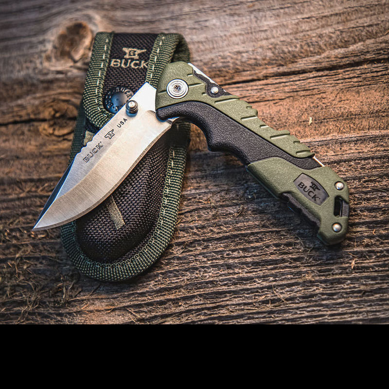 Buck Pursuit Folder Small
