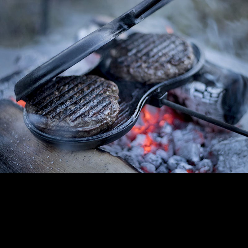 Petromax Burger Iron