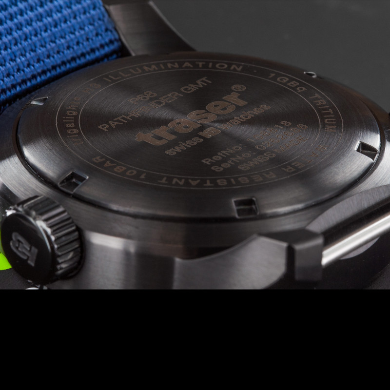 Traser H3 P68 Pathfinder GMT