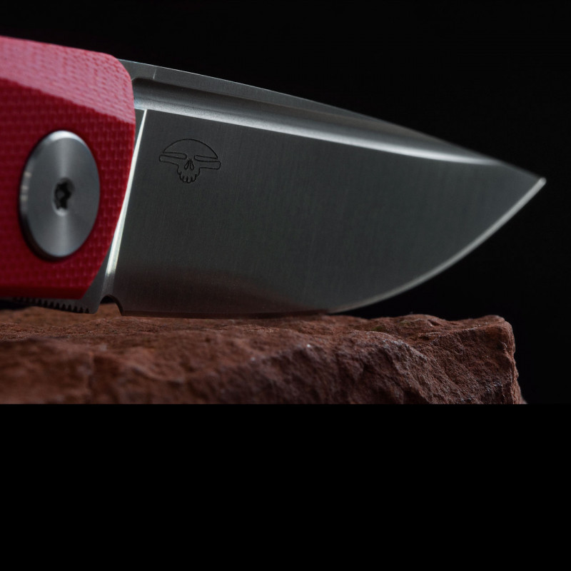Real Steel Heinnie Haynes® Luna Red G10